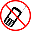 banned cell phones